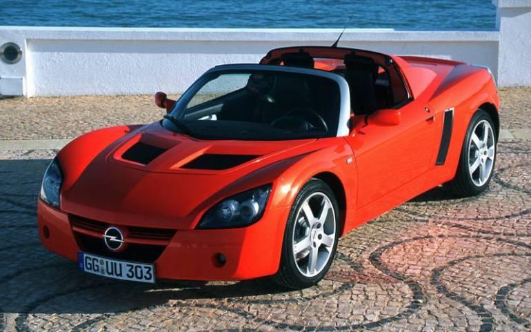 La Opel Speedster