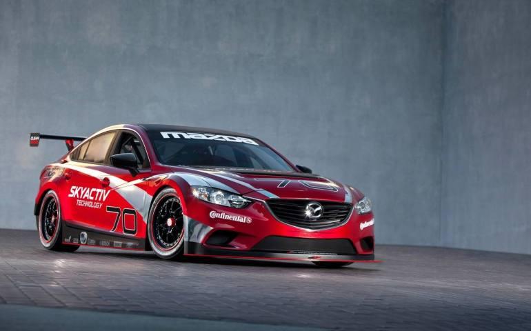 Colori da gara Mazda
