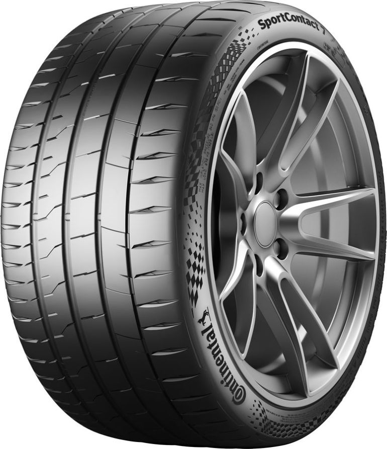 Misure Continental SportContact 7