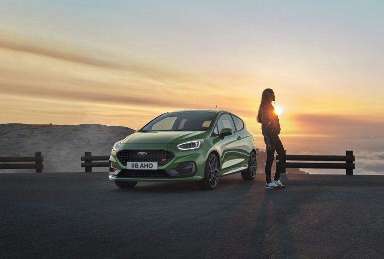 Restyling Ford Fiesta ST 2022