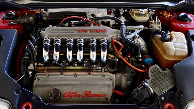 Motore V6 Busso 2.0