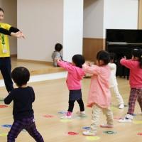 パパイヤ式キッズダンス