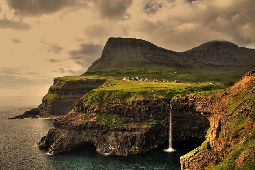 #4 Gasadalur, Faroe Islands