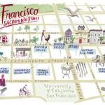 Map llustration