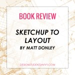 SketchUp to Layout Book Review