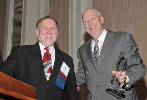 Thomas Domer Receives Lifetime Achievement Award