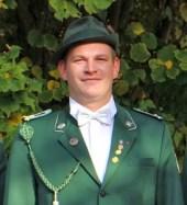 Feldwebel Daniel Sprenger