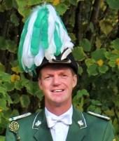 Hauptmann Klaus Wöstefeld