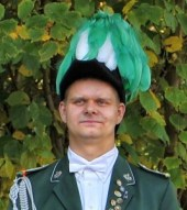 Fahnenoffizier Thomas Hesse