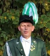 Adjutant Thomas Wöstefeld