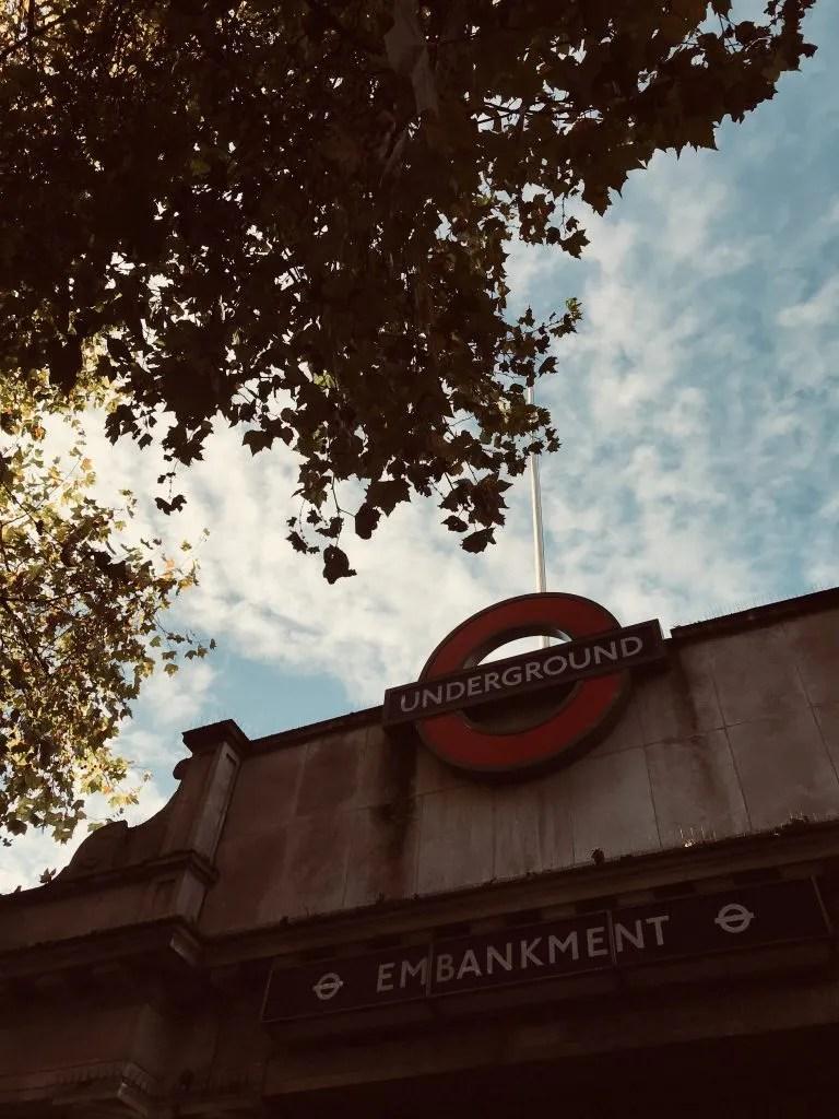 Underground Londinese