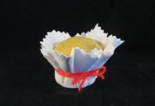 Sponge Cake in Paper