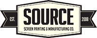 Source Screen Printing