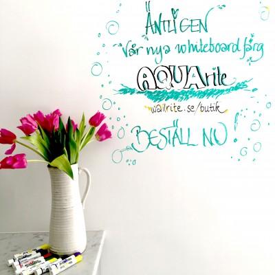 Whiteboardfärg AquaRite