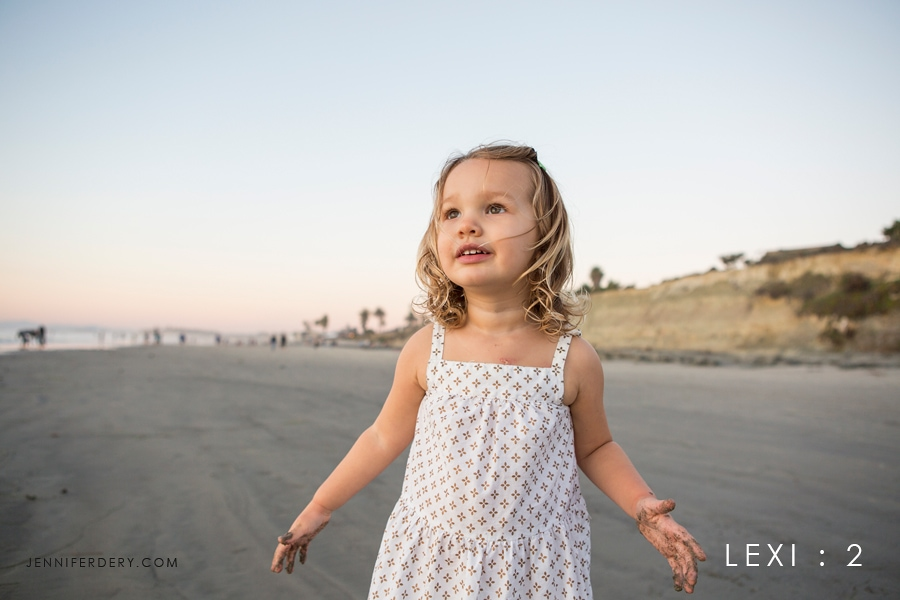 2 year old family portraits