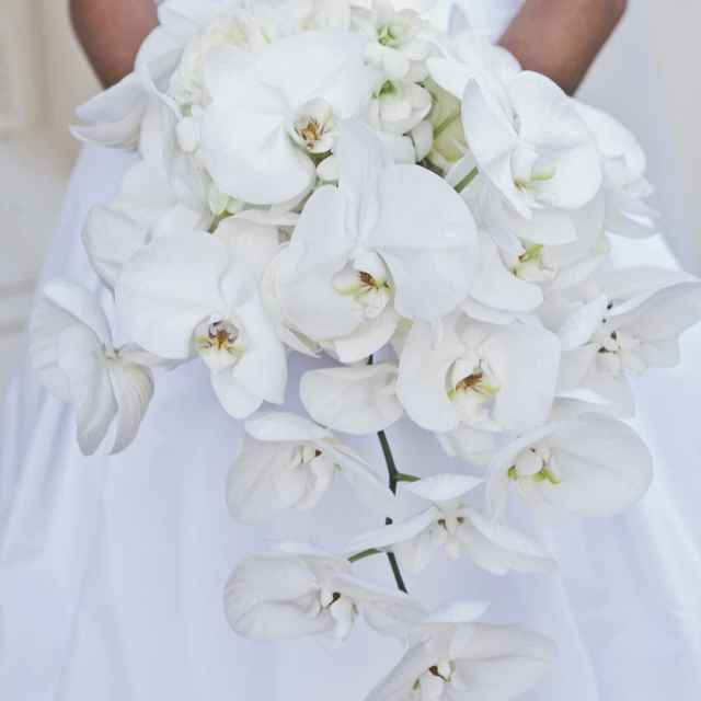 A little better look at yesterdays stunning bouquet!