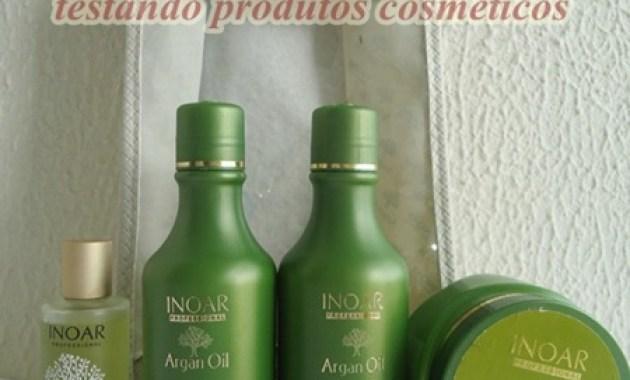 Inoar Argan Oil Home Care