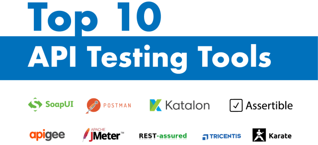 Top 10 API Testing tools
