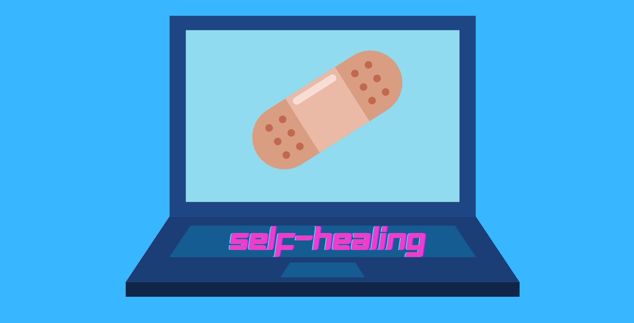 Self-healing Definition