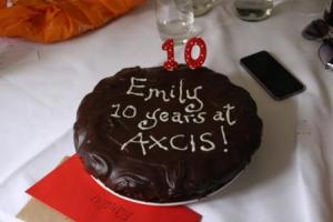 Our long-term staff retention speaks volumes for what it's like to work for Axcis!