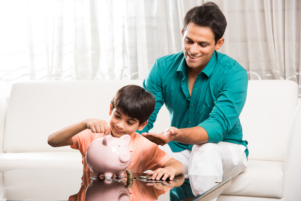 This Children's Day, Gift Your Child the Habit of Saving