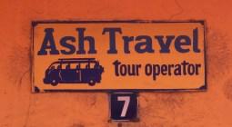 Ash-travel