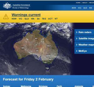 Bom gov au Review - Weather Radar, Zone, Melbourne, Victoria, Contact