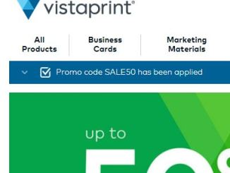 Vistaprint Login