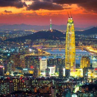 blockchain regions in Seoul