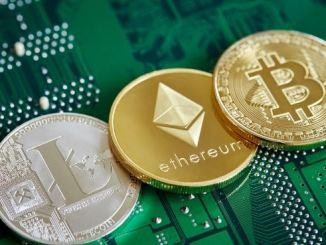 Cryptocurrencies economy