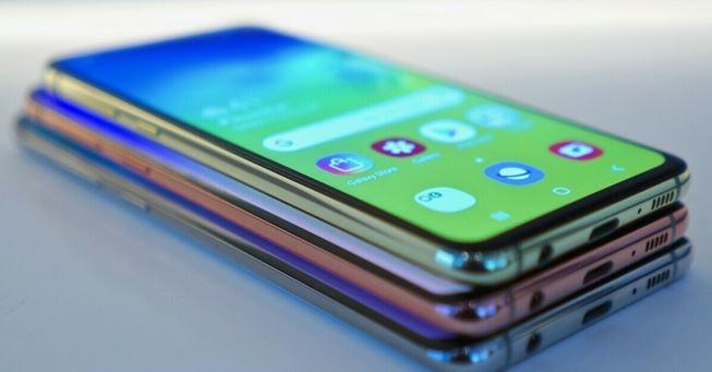 Samsung Galaxy S10 Cryptocurrency Key Storage