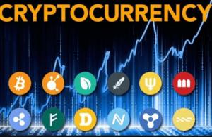 Infographic Description of Top 33 Cryptocurrencies