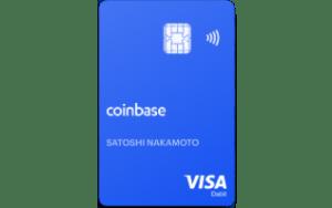Coinbase VISA Debit Card