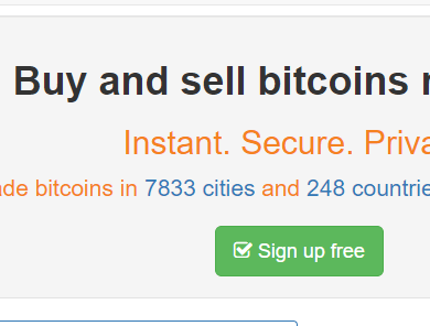 Localethereum adds bitcoin as Localbitcoins