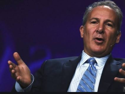 Peter Schiff Forgets Password of His Wallet