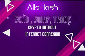 Allohash and how it aids offline transaction of crypto