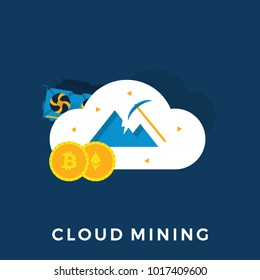 Cloud Mining a great Innovation to Crypto world
