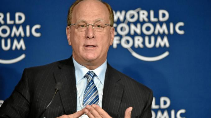 Crypto 'may become a great asset class' but is no substitute for currency- Larry Fink
