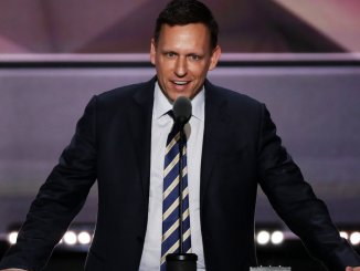 Bitcoin is a financial weapon used by China to fight U.S-Peter Thiel