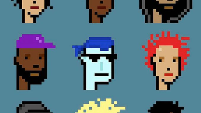 At Christie's auction house 9 CryptoPunks sell for $17M