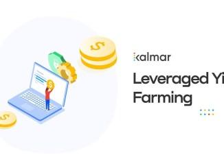 Kalmar Leveraged Yield Farming Platform reinvests the farmers returns