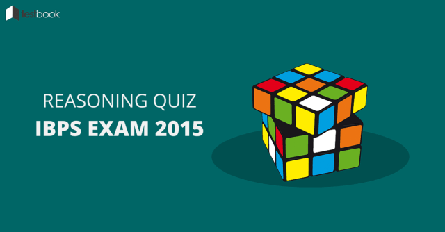 IBPS Clerk Reasoning Quiz