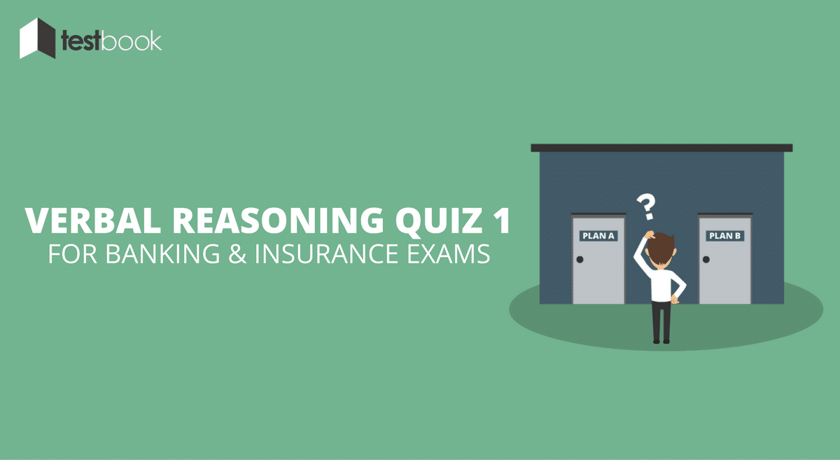 Verbal Reasoning Quiz 1 for Banking and Insurance