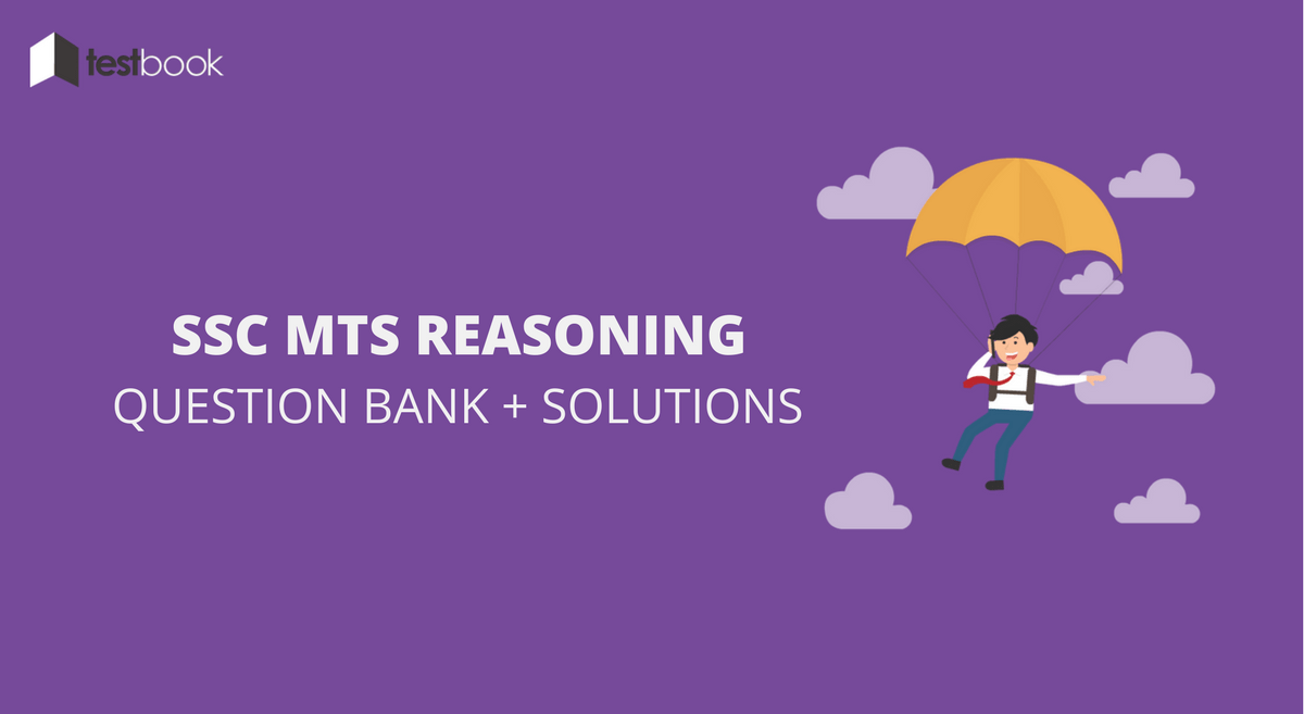 SSC MTS REASONING QUESTION BANK