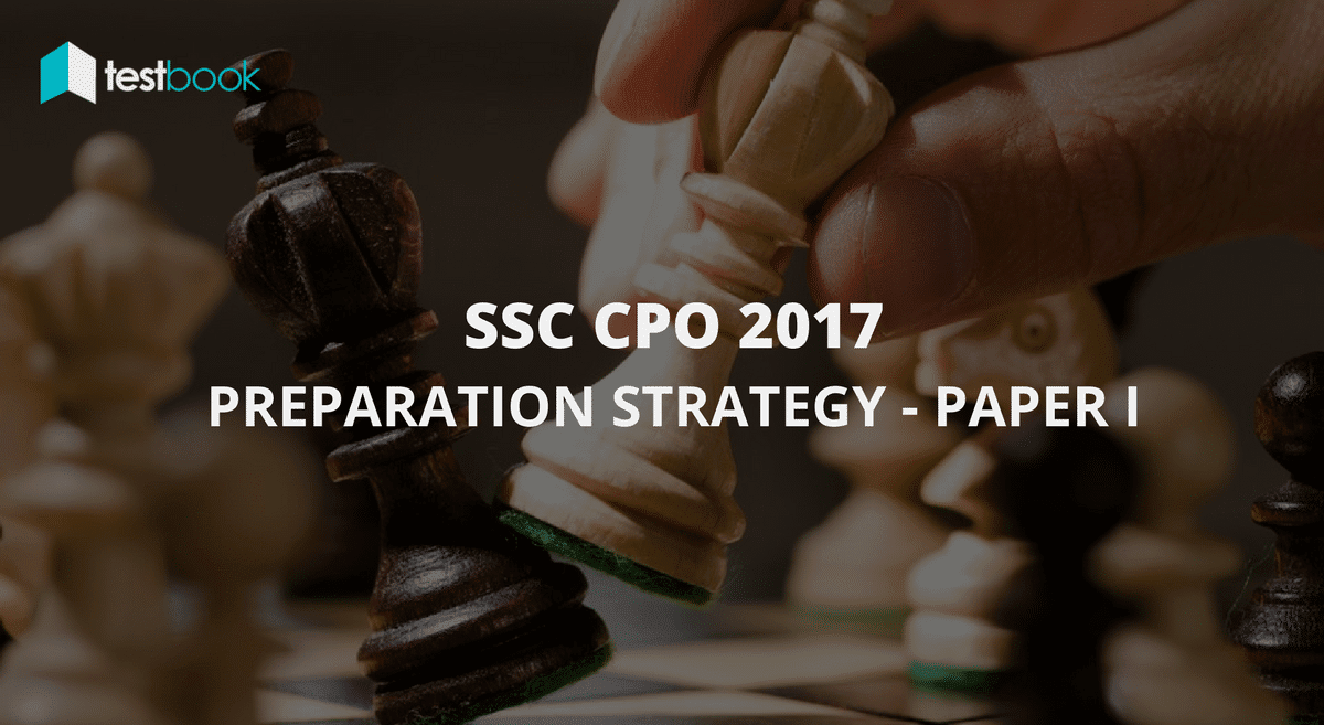 SSC CPO Preparation Strategy & Tips to Crack SI & ASI Online Examination