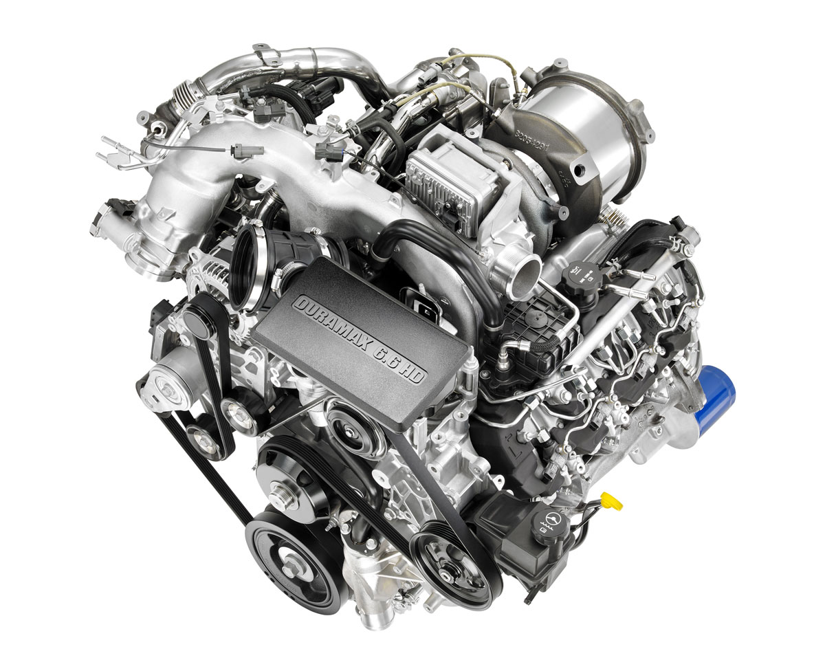 Chevy Duramax Engine Diagram 6