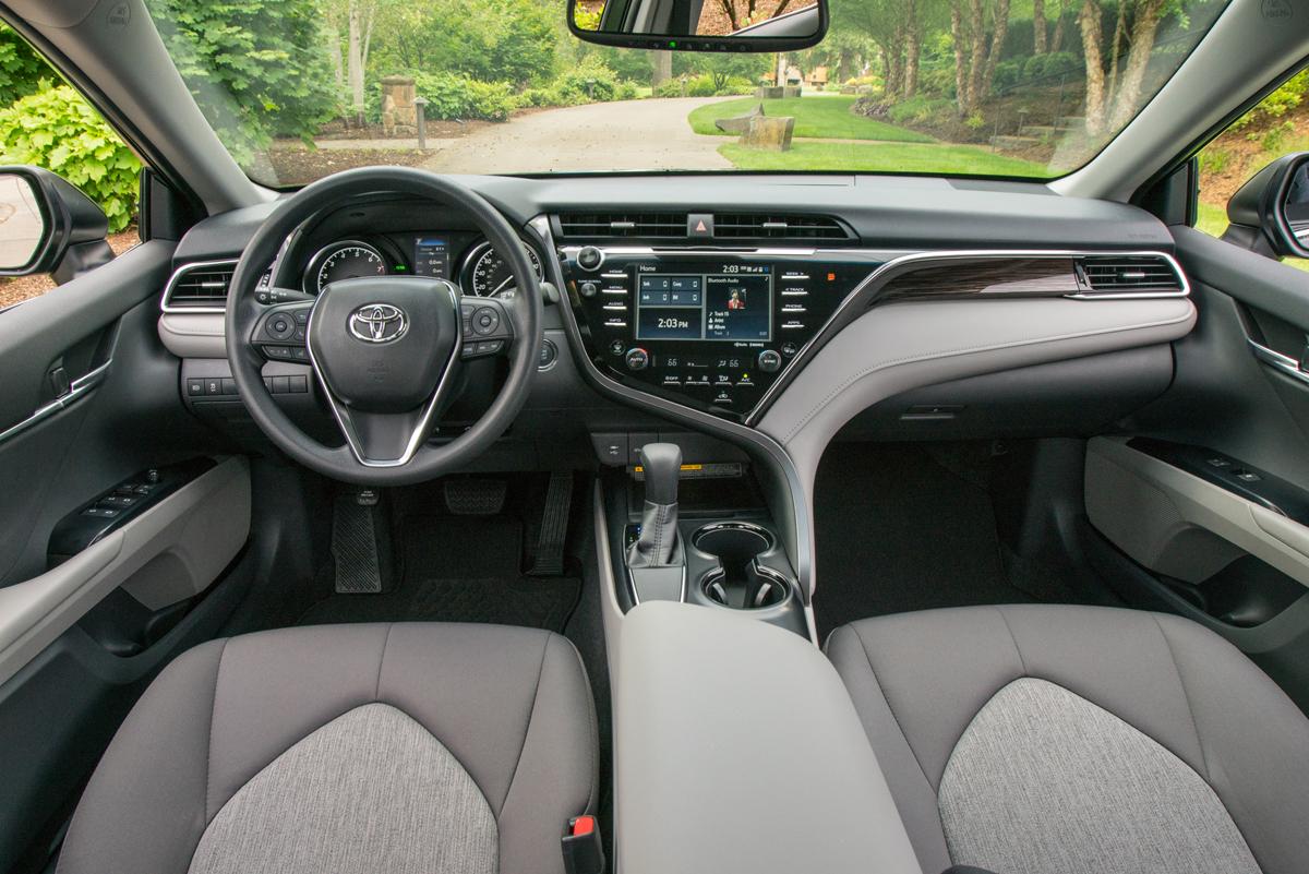 First Drive 2018 Toyota Camry TestDrivenTV