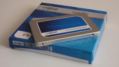 Crucial BX100 1TB box