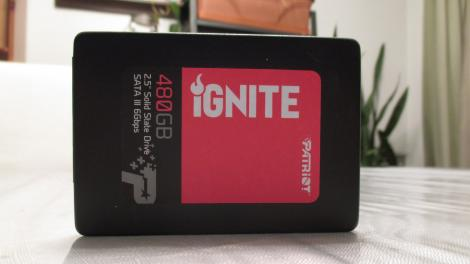 Review: Patriot Ignite 480GB SSD