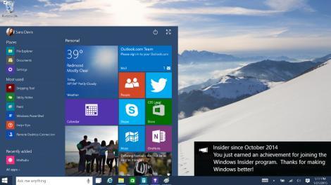 Achievement unlocked: Microsoft gamifies Windows 10
